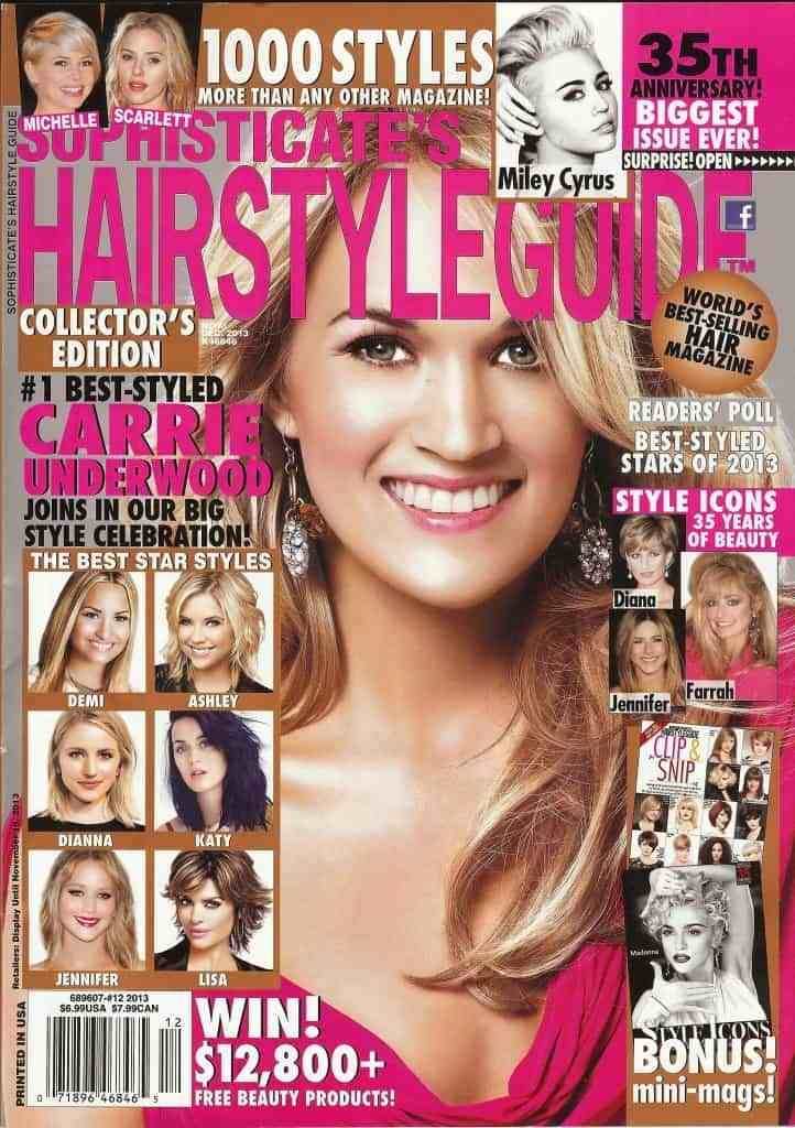 New Hairstyles Guide Magazine Hairstyles By Unixcode Ideas With Pictures