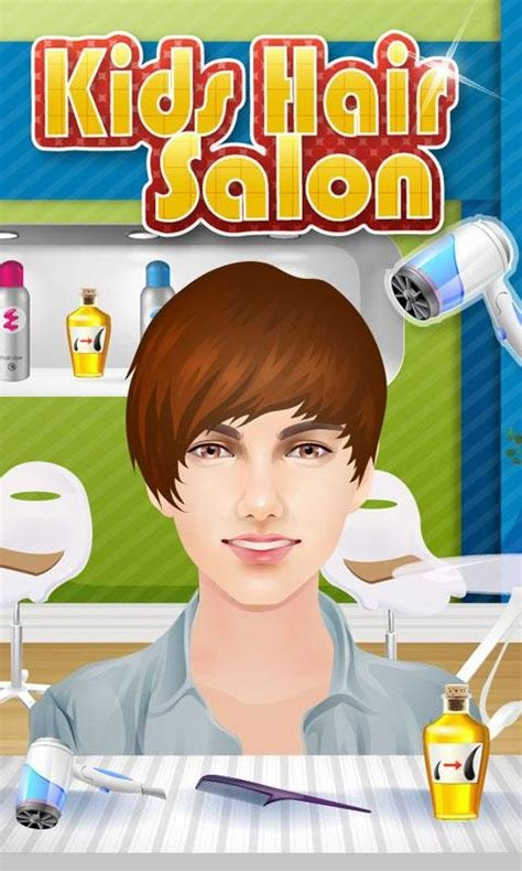 New Pretty Hairstyles For Boys Hairstyle Games Kids Hair Salon Ideas With Pictures