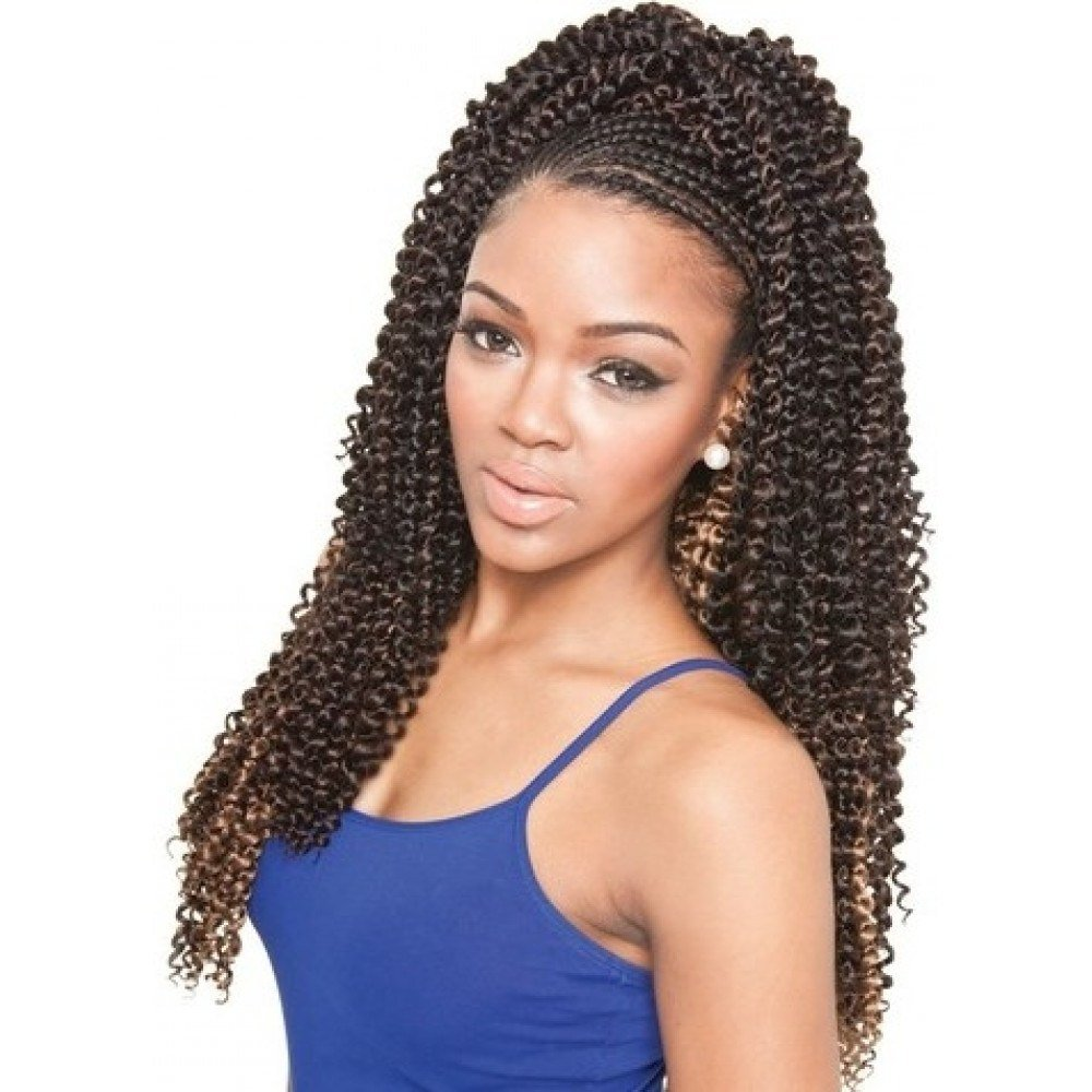 New Corkscrew Weave Hairstyles Fade Haircut Ideas With Pictures