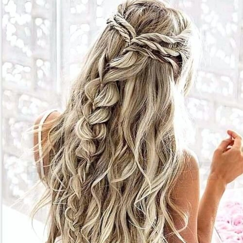 New 50 Delicate Bridesmaid Hairstyles Hair Motive Hair Motive Ideas With Pictures