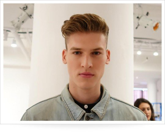 New York Fashion Week Hairstyles Page 2 Askmen Ideas With Pictures