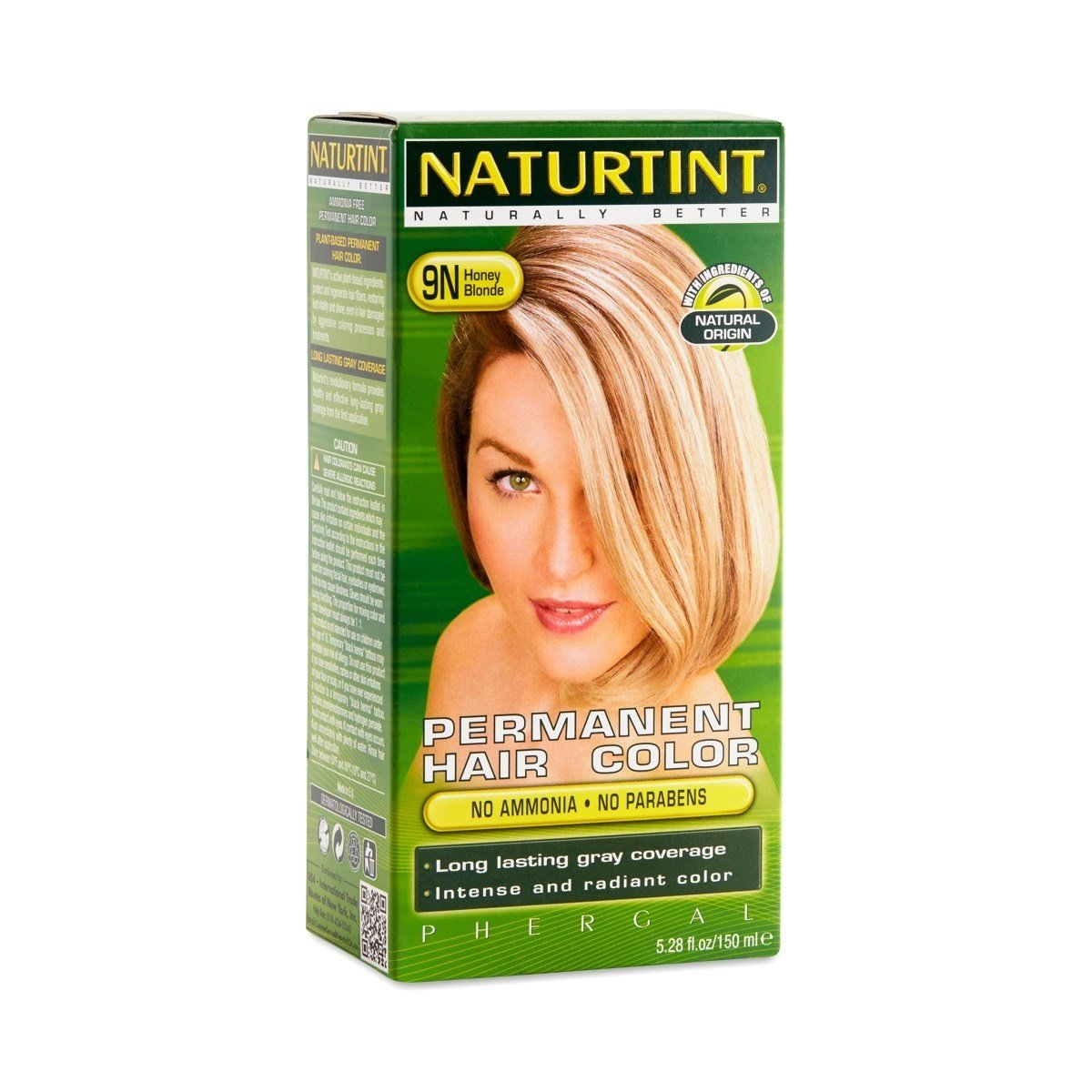 New Honey Blonde 9N Permanent Hair Color By Naturtint Thrive Ideas With Pictures