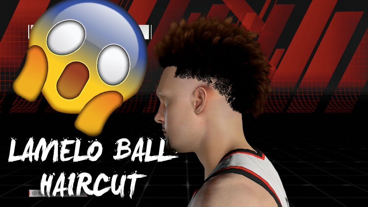 New All Nba 2K18 Haircuts And F*C**L Hair Lamelo Ball Ideas With Pictures