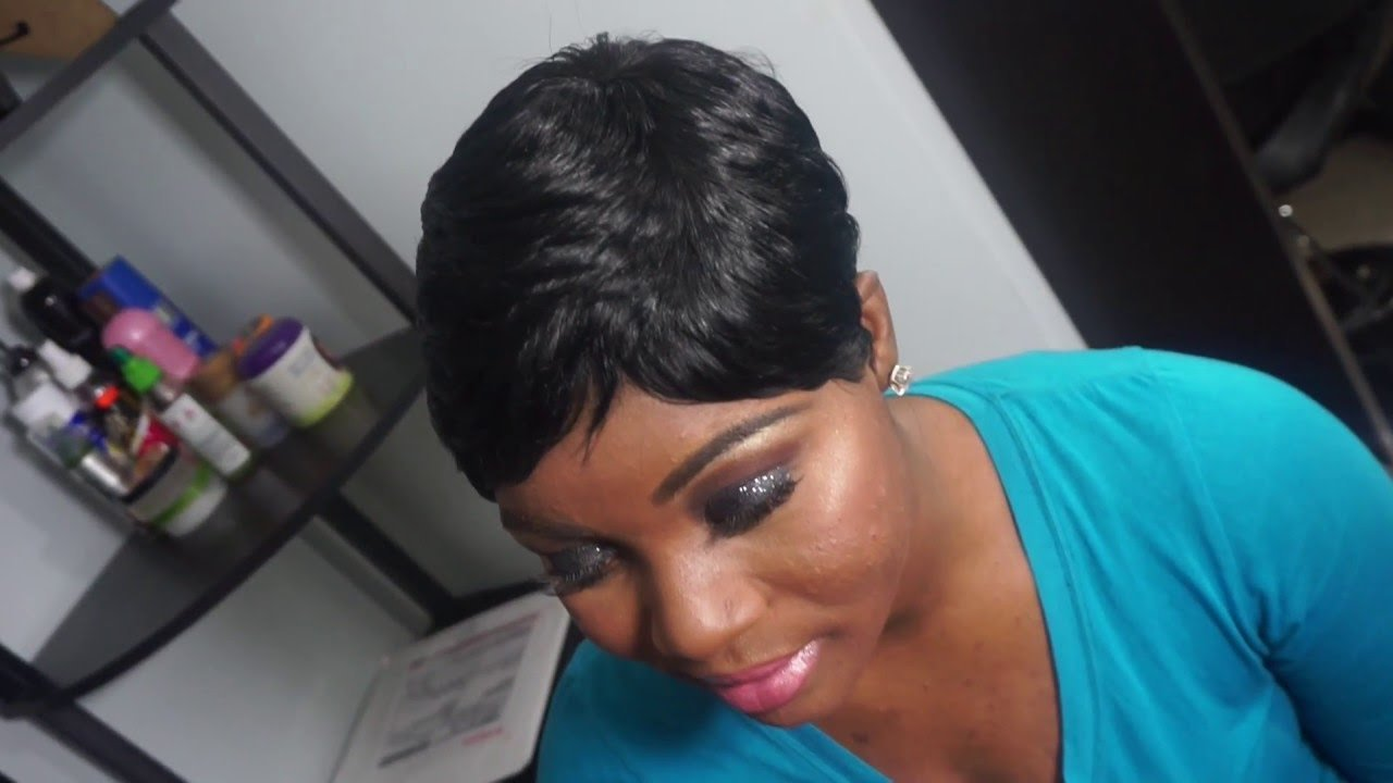 New 27 Piece Quick Weave Easy Cut And Style 2016 Youtube Ideas With Pictures