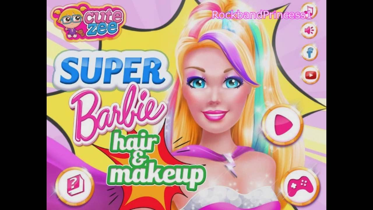 New Barbie Hairstyle Games Youtube Ideas With Pictures Original 1024 x 768