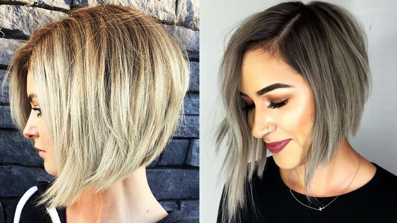 New Bob Hairstyle For Women 2018 2019 Vidal Sassoon Bob Ideas With Pictures
