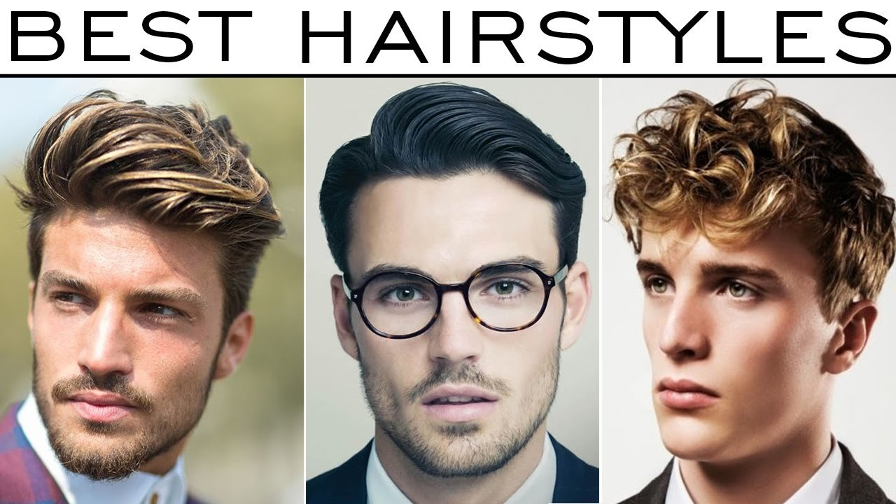 New 5 Best Men S Hairstyles Of 2017 Most Attractive Men S Hair Styles Youtube Ideas With Pictures