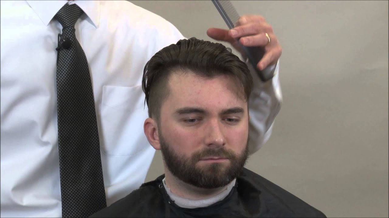 New Undercut Hairstyle Boardwalk Empire Hairstyle – Part 4 Ideas With Pictures
