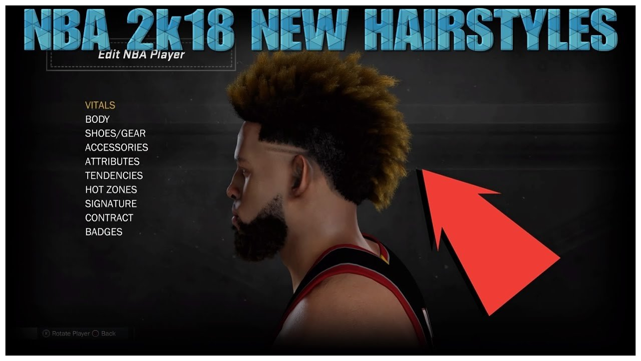New Nba 2K18 All New Hairstyles Odell Beckham Jr Haircut Ideas With Pictures