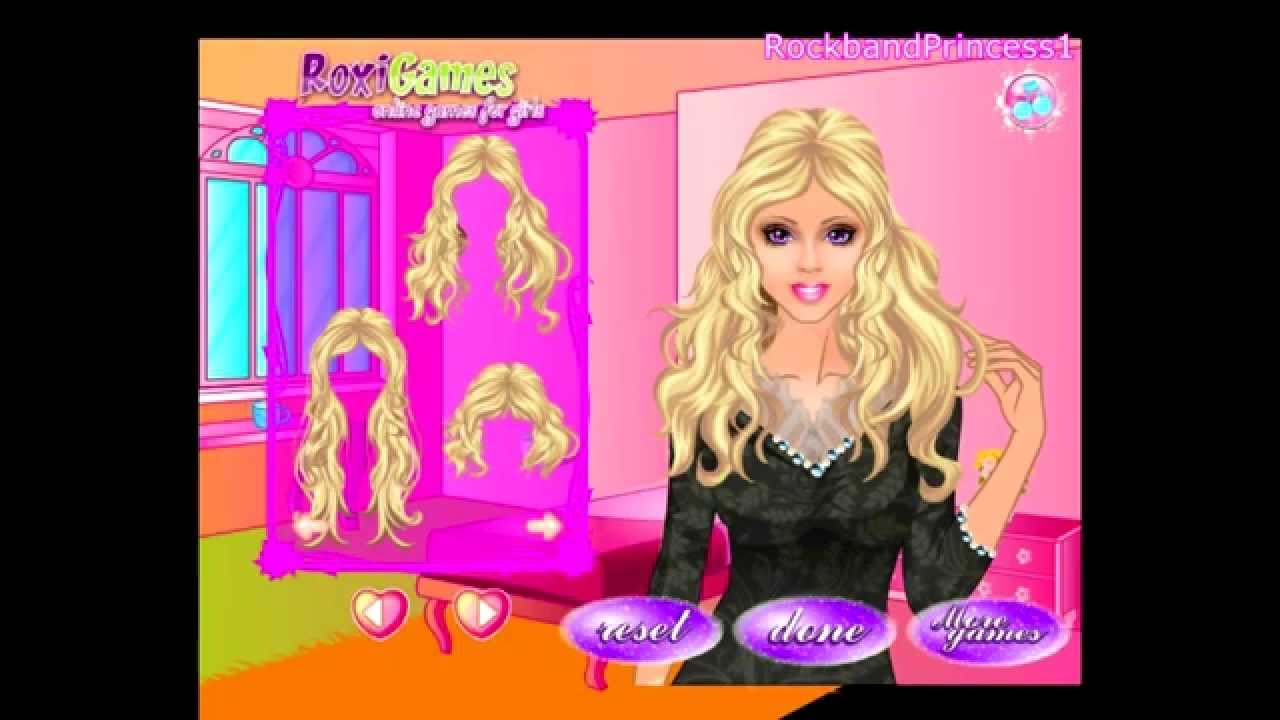 New Barbie Dress Up Makeup And Hairstyle Games Online Ideas With Pictures