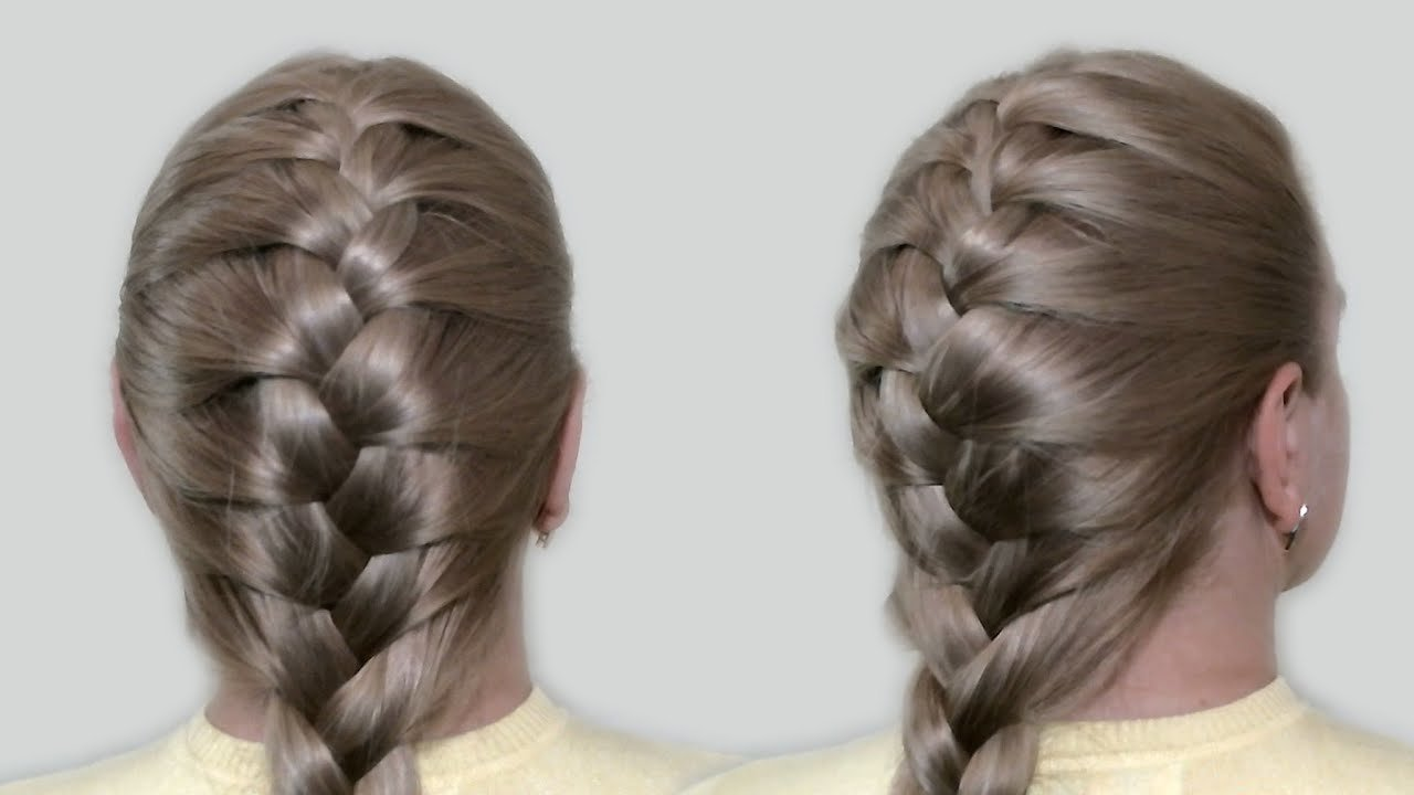 New Classic French Braid By Yourself Tutorial Hairstyles For Ideas With Pictures