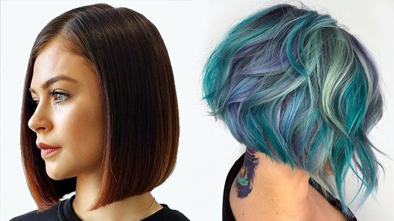 New Bob Haircuts For Women 2019 Bob Haircuts 2019 Bob Ideas With Pictures