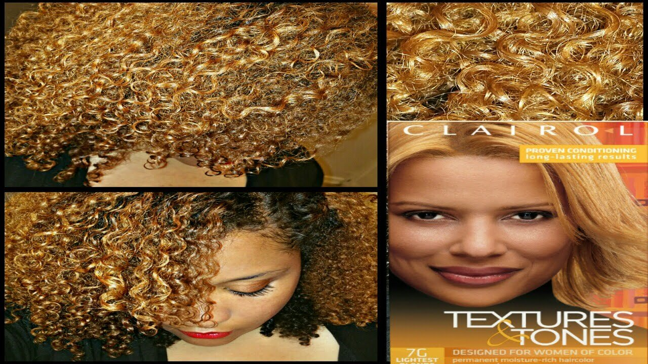 New Coloring My Natural Hair W Clairolcolor Textures Tones Ideas With Pictures