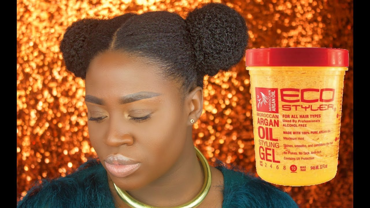New How To Use Gel On Natural Hair Eco Styler Review Demo Ideas With Pictures