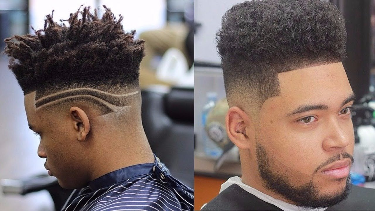 New 10 Best Fade Hairstyles For Black Men 2017 2018 10 Stylish Fade Haircuts For Black Men 2017 Ideas With Pictures