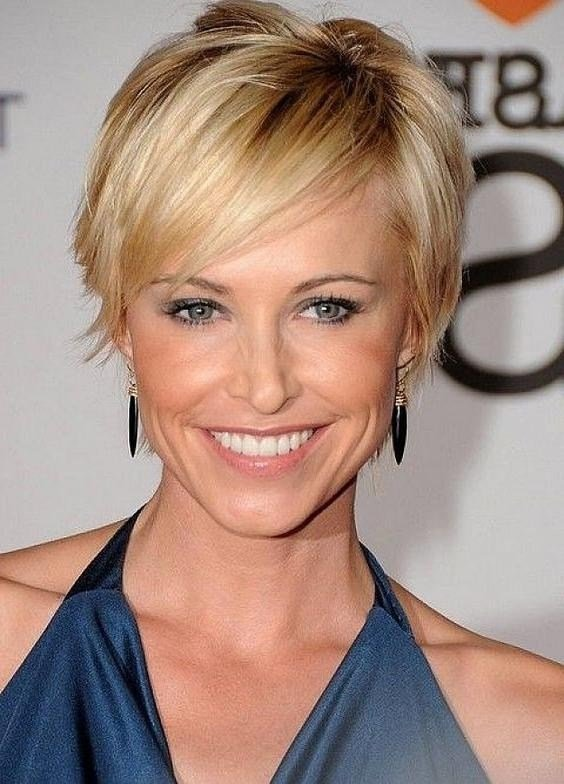 New 15 Best Collection Of Short Haircuts For Fine Hair And Square Face Ideas With Pictures