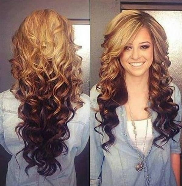 New 15 Photo Of Two Tone Long Hairstyles Ideas With Pictures
