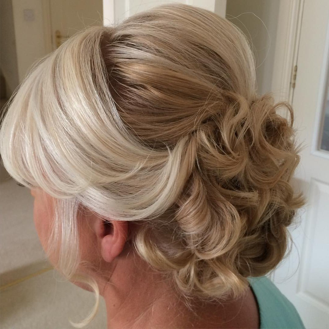 New 2019 Latest Updo Hairstyles For Mother Of The Groom Ideas With Pictures