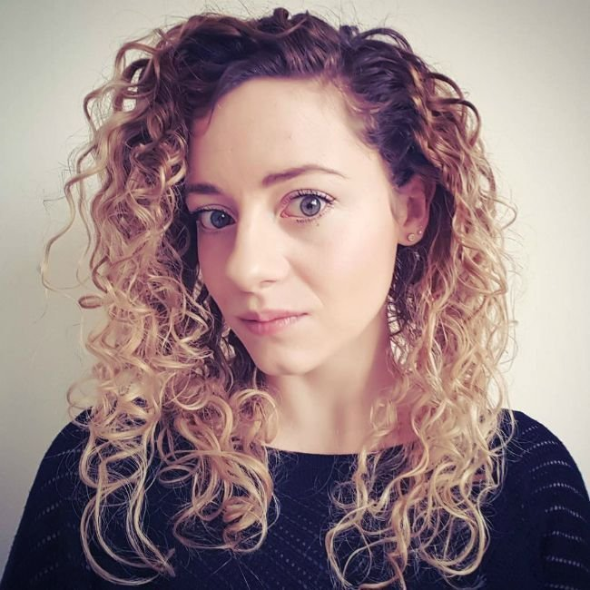 New 20 Photos Of 2C Wavies Curlies Naturallycurly Com Ideas With Pictures