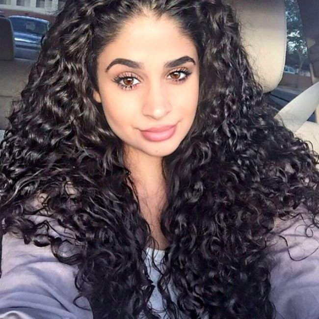 New Hair Crush Of The Week Merian Type 3B Naturallycurly Com Ideas With Pictures