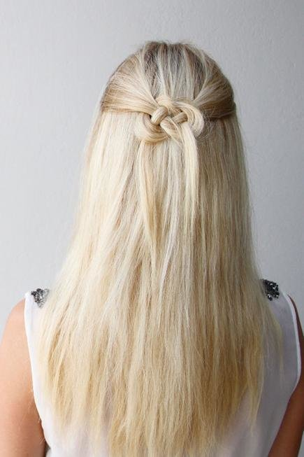 New Top 30 Half Up Half Down Hairstyles Ideas With Pictures