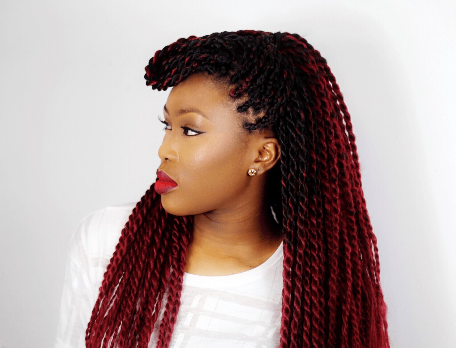 New 30 Protective High Shine Senegalese Twist Styles Ideas With Pictures