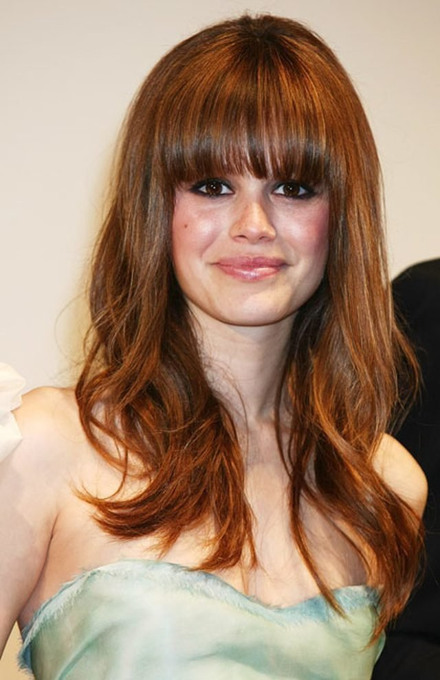 New Types Of Long Layered Hairstyles With Bangs Leaftv Ideas With Pictures