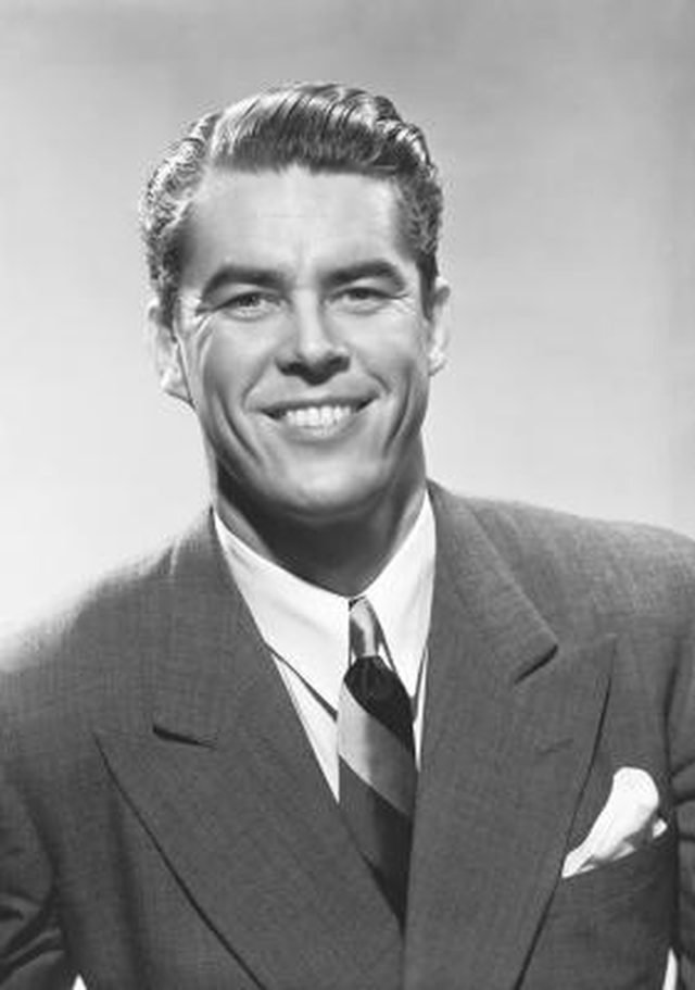 New Men S Hairstyles Of The 1940S Leaftv Ideas With Pictures