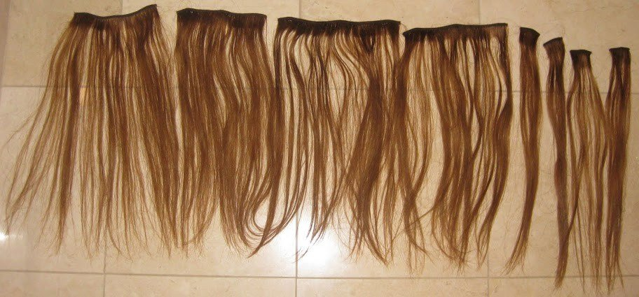 New Euronext Clip In Hair Extensions Chestnut 14Inch Ideas With Pictures