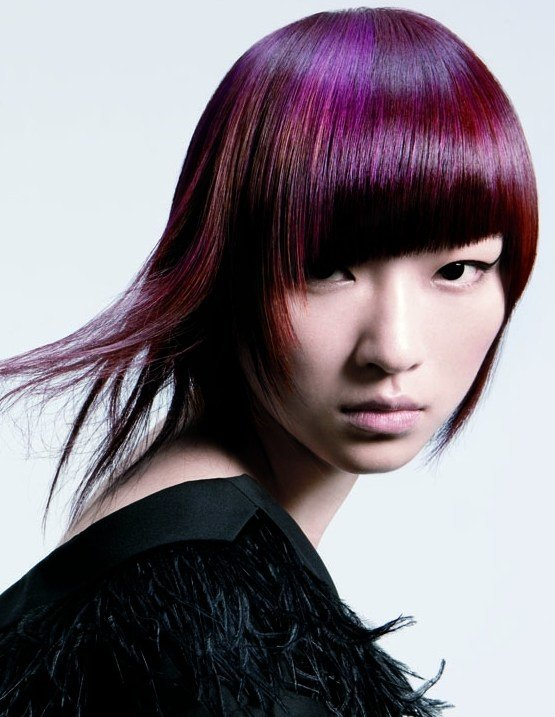 New Hair Color Trends We Love For Winter 2013 Empress Luxury Ideas With Pictures