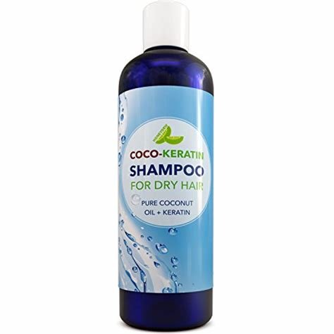New Coconut Oil Shampoo With Keratin For Long Thick Hair Ideas With Pictures