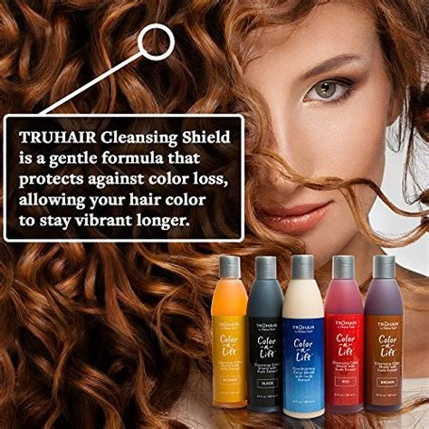 New Truhair Color N Lift Cleansing Color Shield Hair Color Ideas With Pictures