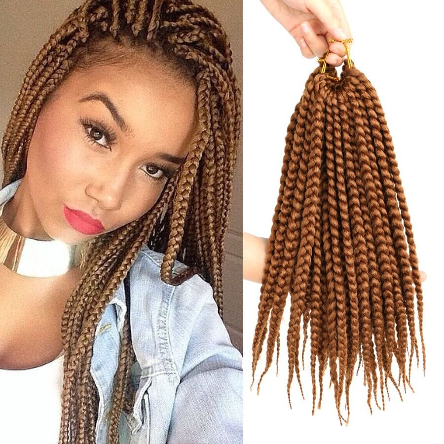 New 3X Twist Braid Hair Color 30 Box Braids 14 Crochet Ideas With Pictures