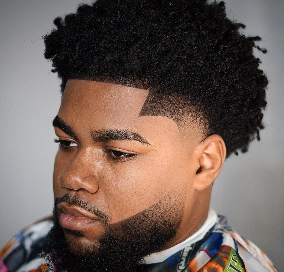 "New Top 48 Black Mens Haircuts 2019 ""Updated"" Gallery Ideas With Pictures"
