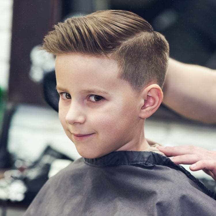 New How To Cut Boys Hair Layering Blending Guides Ideas With Pictures