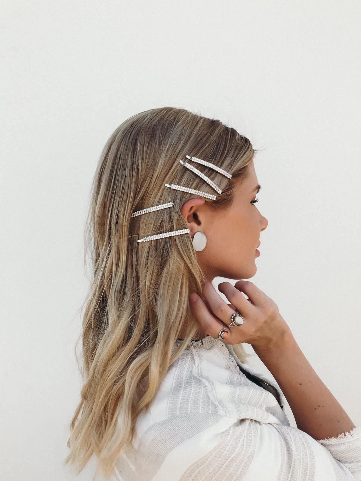 New 90S Hair Accessories Bringing Back The Barettes Ideas With Pictures