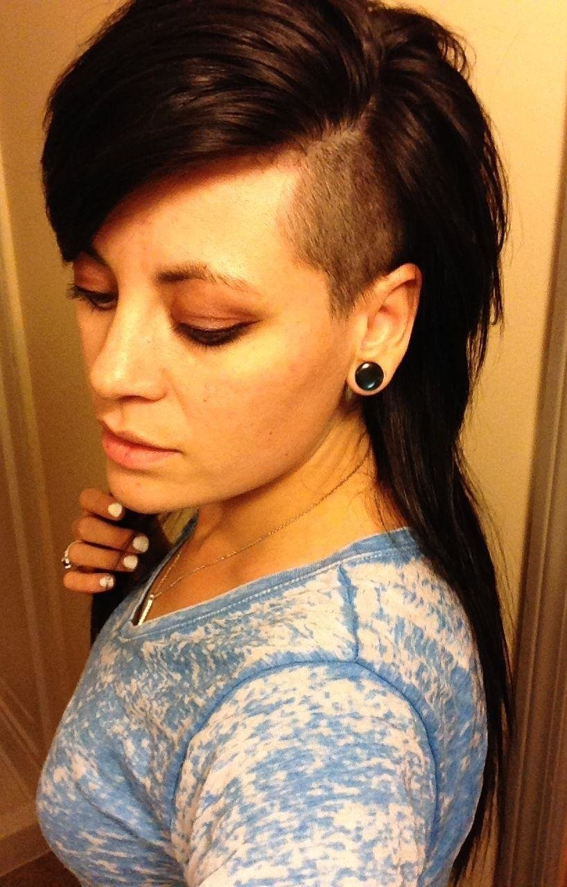 New Partly Shaved Hairstyles – Brucejudisch Com Ideas With Pictures