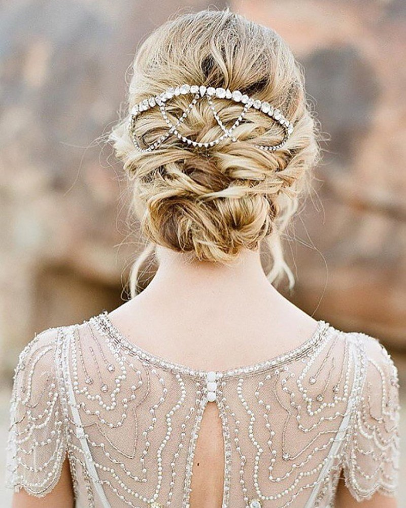 New 20 Gorgeous Wedding Hairstyles For A Summer Wedding Ideas With Pictures