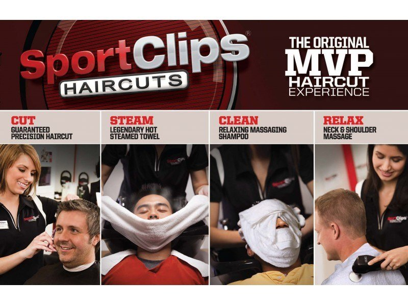 New Sport Clips Completes Remodel Santee Ca Patch Ideas With Pictures