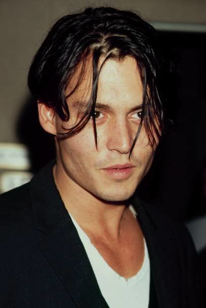 New Men S Hair Trend 90S Hair Curtains Glamour Uk Ideas With Pictures