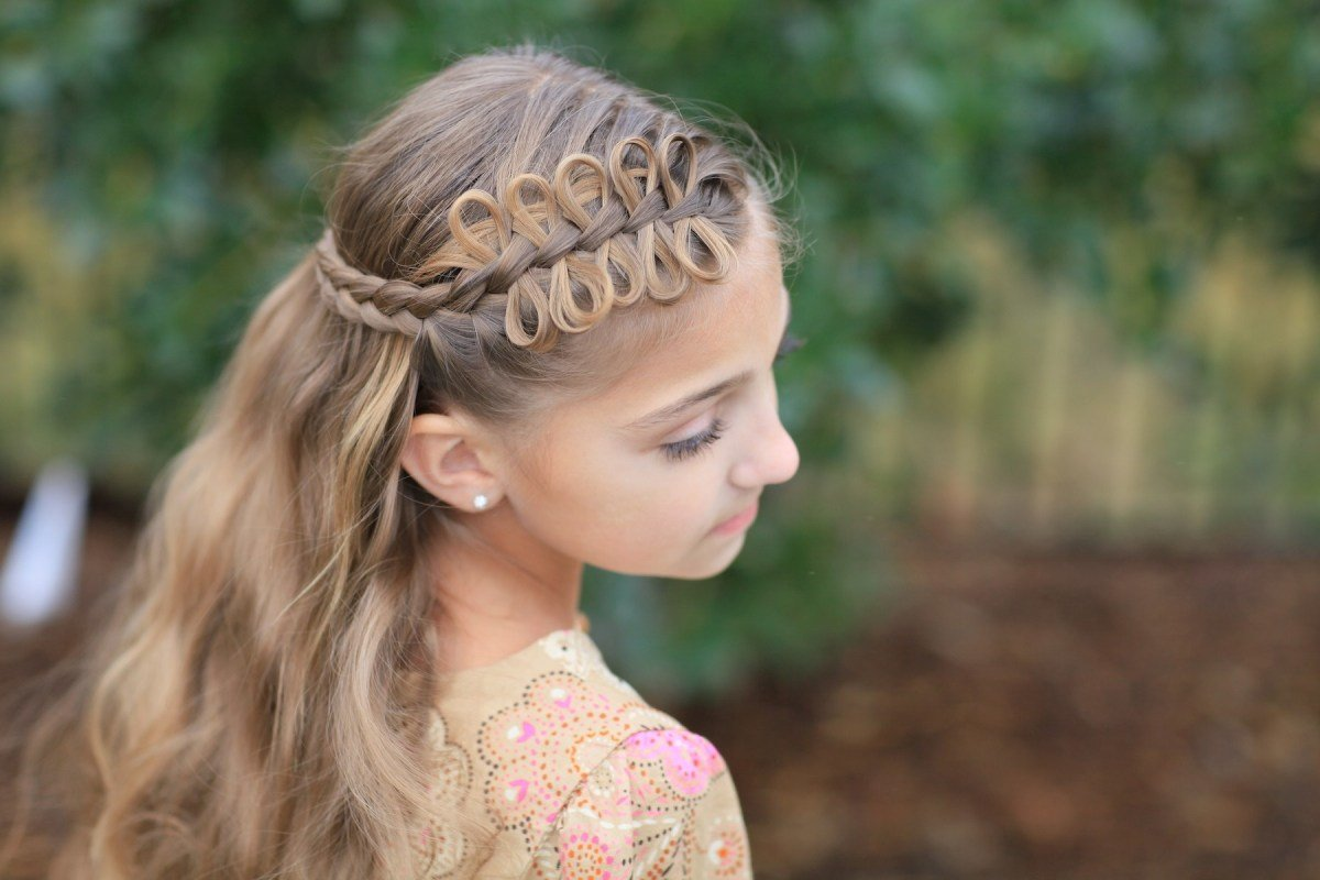 New Adorable Hairstyles For Little Girls – Kids Gallore Ideas With Pictures