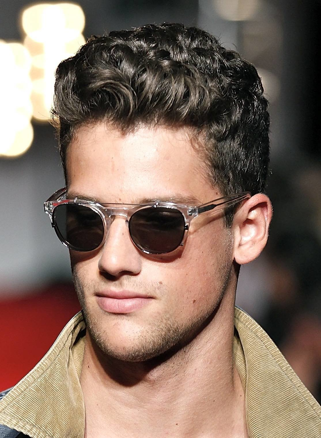 New Men's Curly Hairstyles Stylespedia Com Ideas With Pictures