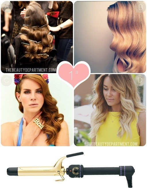New What Does Each Curling Iron Do Irons Curls And Curling Iron Size Ideas With Pictures