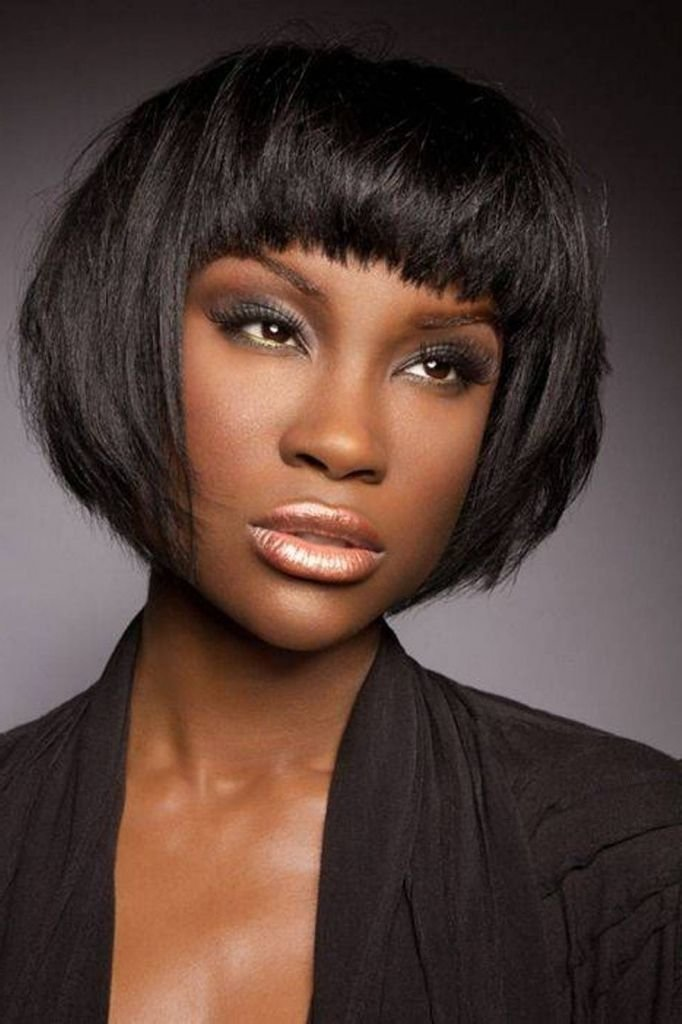 New 25 Best Ideas About African American Short Hairstyles On Ideas With Pictures