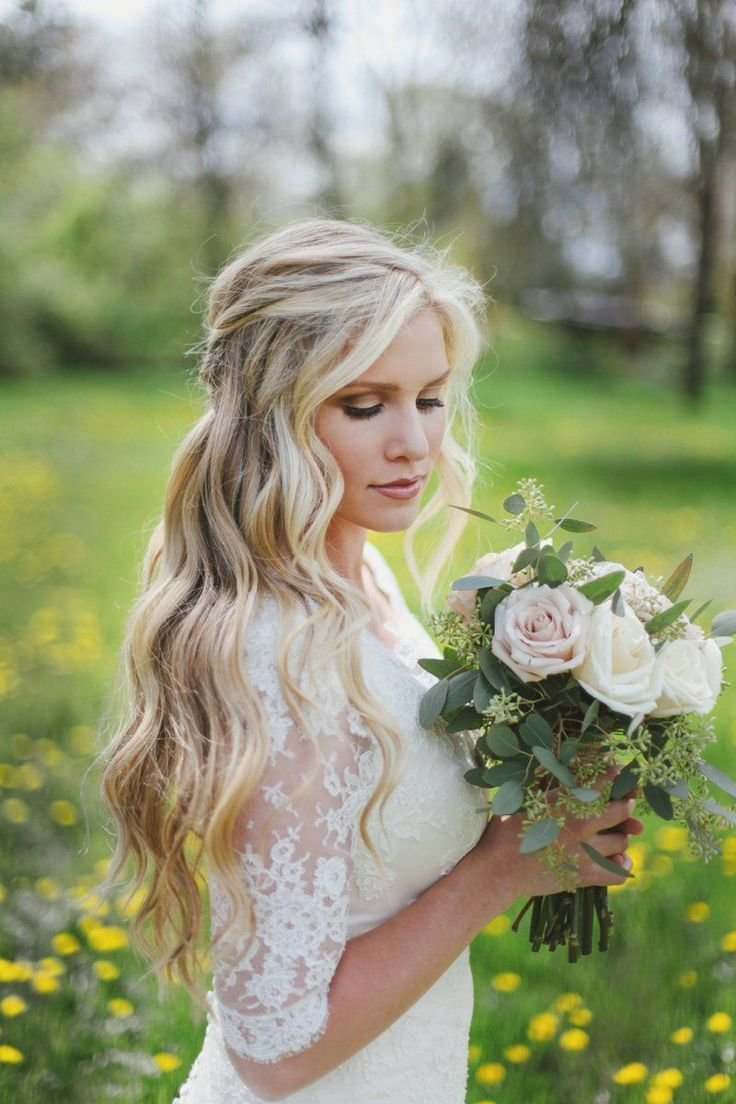 New Best 20 Bridal Hair Down Ideas On Pinterest Bridesmaid Ideas With Pictures