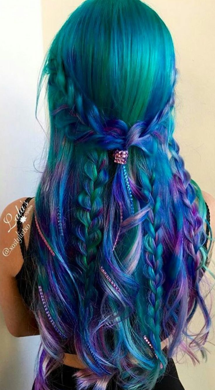 New 25 Best Ideas About Mermaid Hair On Pinterest Pretty Ideas With Pictures
