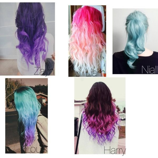 New Best 25 Unnatural Hair Color Ideas On Pinterest Ideas With Pictures