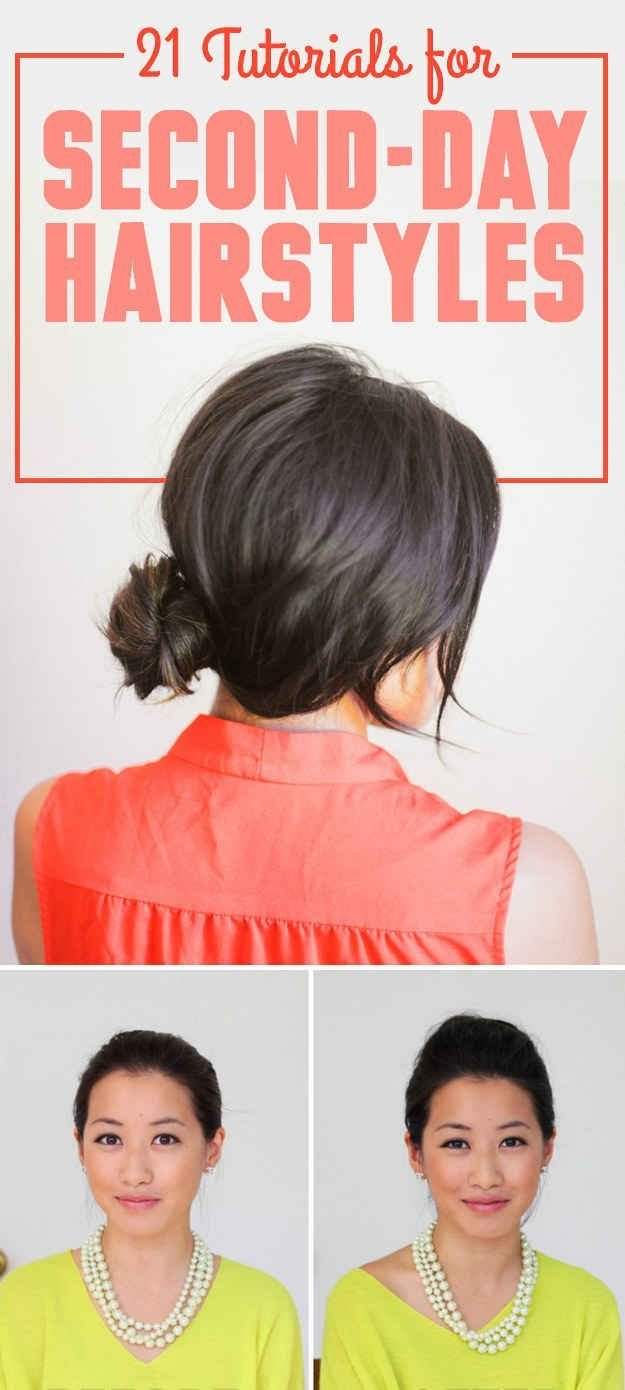 New 17 Best Ideas About Second Day Hairstyles On Pinterest Ideas With Pictures