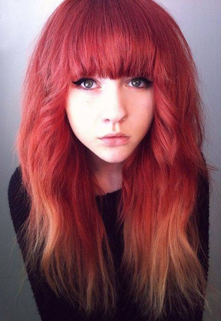 New 17 Best Ideas About Vibrant Red Hair On Pinterest Burgundy Red Hair Dying Hair Red And Red Ideas With Pictures