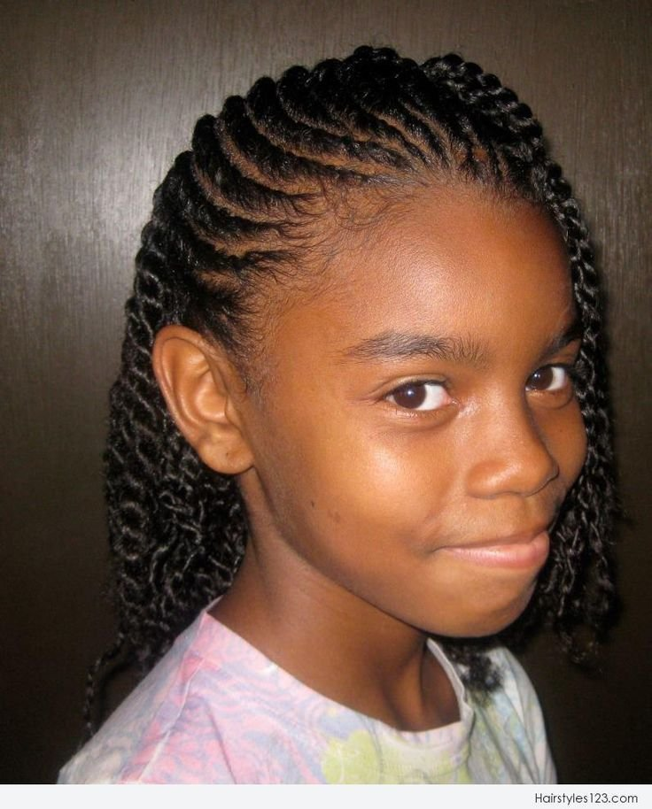 New Ghetto Weave Hairstyles Viewing Gallery Little Black Ideas With Pictures